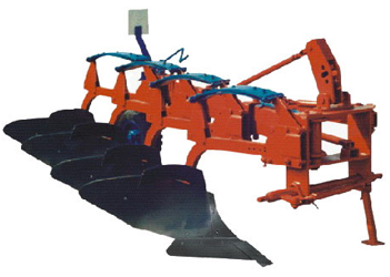 Plow PKMP-4-40P mounted