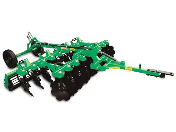 AGN-3.3 semi-mounted unit cultivating