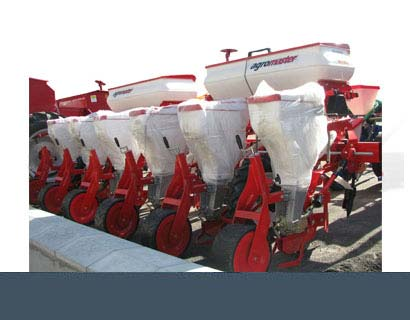 Air seeders PLANTER-A6 Agromaster
