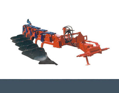 Plough PCM-5-40P semi-mounted