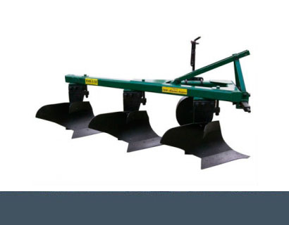 Plow with 3 carcasses mounted Veles-agro