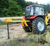 Earth borer hinged BL-120