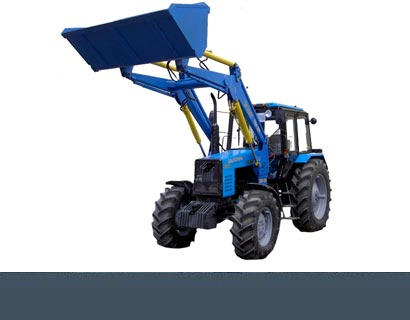 Loader PBM 1200 (Salskselmash)